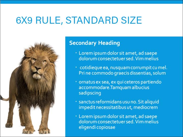 slide-standard