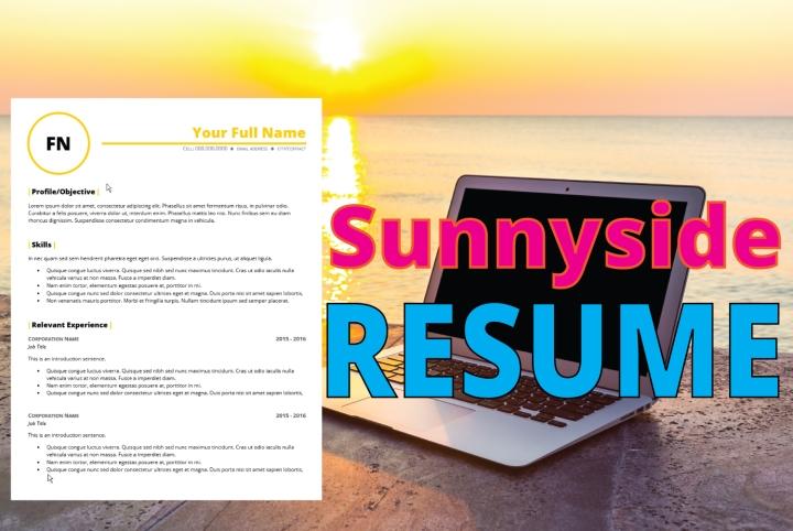 sunnyside-resume-ad