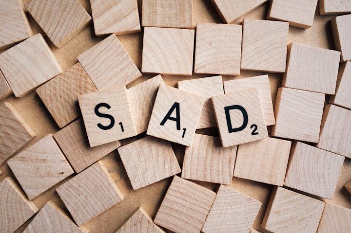 Sad letters